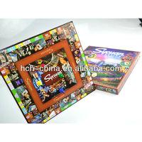 Paper Cardboard Custom Design game board maker