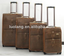 2013 new fashion travel trolley cases