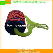 EVA foam roller stamps/EVA foam roller stamp/rubber stamp