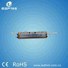 High efficiency hot sell driver for 15-25 led in series light power supply