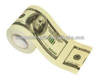 Money Toilet Roll / Dollar Bill Toilet Paper