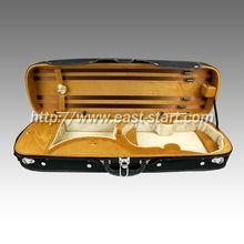 CS-405V Oblong Shaped Wooden Violin Hard Case