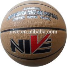 Professional size 7 PU basketball for match