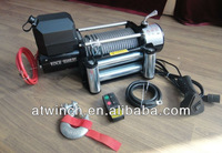 Jeep/used truck winches for sale 9500lbs