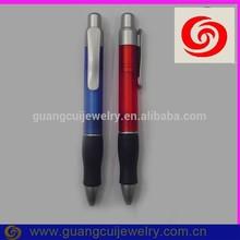 fashion newest plastic hotsale short style business ball pens
