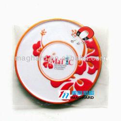 3D soft pvc souvenir fridge magnet promotional magnet
