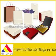 Handmade diy shopping paper bag designs