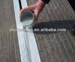 Pouring Two Component Polysulphise Joint Sealant