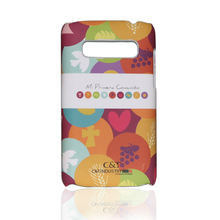Good price phone case water transfer printing soft case for Blackberry 9700