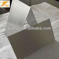 Gr2 electrode titanium plate