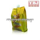spout pouch bag for liquid