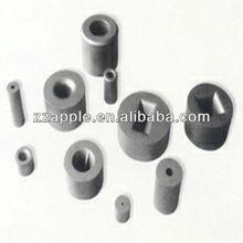 carbide heading die blanks for making hexagonal nuts