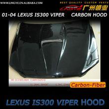 01-04 LEXUS IS300 VIPER CARBON HOOD