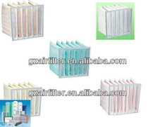 SHW nonwoven dust filter bag from Guangzhou (manufacture)