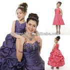 Elaborate V-neck Detachable Pick Up Ball Gown Beading Flower Girl Dress Patterns