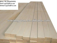poplar /pine Packing grade NO fumigation timber LVL