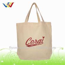 Natural Canvas Tote Bag (FL-HB084)