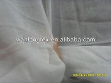 100% filament viscose crepe fabric