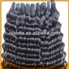 Vierges brésiliennes océan, cheveux et produits pour les cheveux dominicaine