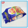 Hot Sales Side Gusset Bag For Fast Food Packaging Bag Cheap Tear Noutch