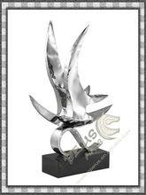 EP-40605 high quality metal art sculpture metal craft