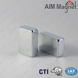 Rare Earth Block Neodymium Magnet for Window Closer