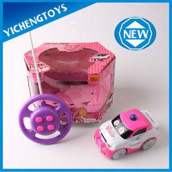 Beautiful car for girl pink car rims pink pink car rims pink toys