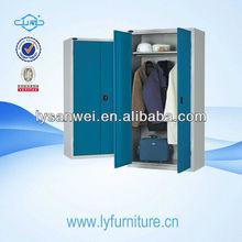 SW-W161 blue small sample wardrobe
