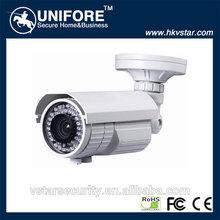 Vstar High Resolution Mini Bullet Camera,3rd Generation IR LED