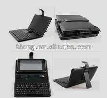 """Promotion Andriod 7"""" leather case for 9 inch tablet pc with beautiful design"""