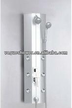 PVC shower stone wall panel massage jets P5002