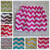 HOT fashion design chevron baby skirt cheap
