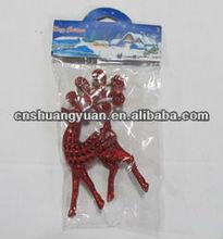 Plastic Christmas Decoration/Xmas Sika Deer