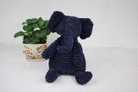 New type of fabric high quality cute plush elephant
