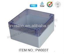 IP65 Plastic Waterproof Electrical Enclosure Boxes