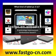 "M733N 7"" tablet pc 3g phone call / gps / wifi/ bluetooth"