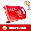 Plastic basket strainer for vegetables or fruits