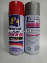 450ml ISO9001 F1 red iron oxide paint