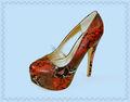 marca de luxo mulheres salto alto plataforma 3cm sapato de salto alto azul marinho de salto alto sapatos xt13031410