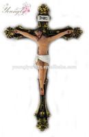 Resin Catholic hanging crosses for Wall decoration , Handmade craft