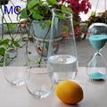 claro de agua jarra de vidrio
