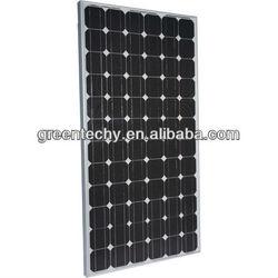 Hot sale! High efficiency mono solar panel 190-200WP