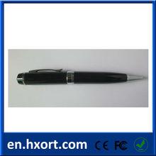 black plastic pen USB disk