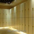 رقق الاتفاق خزائن خزانة الصالة الرياضية مع أقفال الأبواب