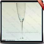 handmade champagne glass