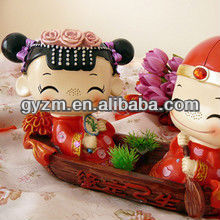Chinese classical style popular and best selling wedding gift for new married couple