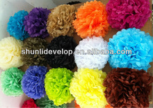 novelty items party favors for kids paperpompom