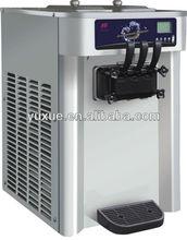 soft serve ice cream machine /RB3122B/table model/CE certificate