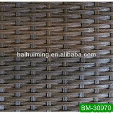 Long Warranty UV-resisstant Rehau Wicker Material