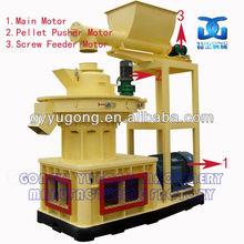 Automatic Lubrication System --- LGX900 Peanut Shell /Rice Husk/Biomass Pellet Machine